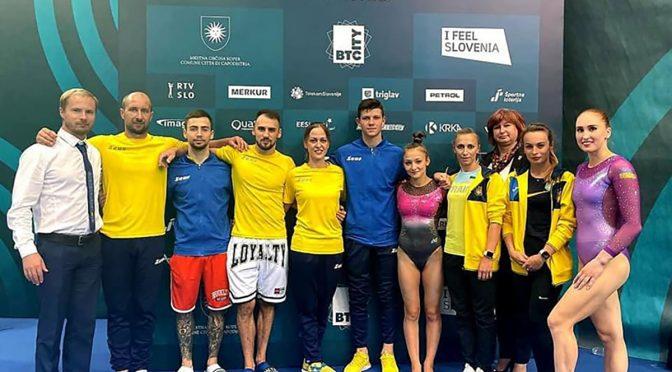 Черкаський гімнаст Ілля Ковтун здобув «срібло» та «бронзу» Кубка світу FIG Art World Challenge Cup