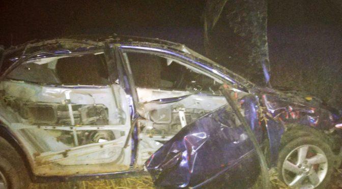 Смертельна аварія на Лисянщині: 16-річна дівчина загинула, ще троє осіб у лікарні
