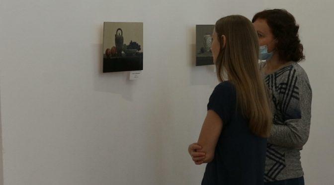 Китайський художник-реаліст презентував виставку «Доба супокою» у Черкаському художньому музеї