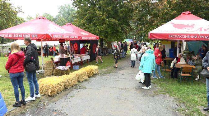 Фестиваль «Шкварка Fest» відбувся в Долині озер у Смілі