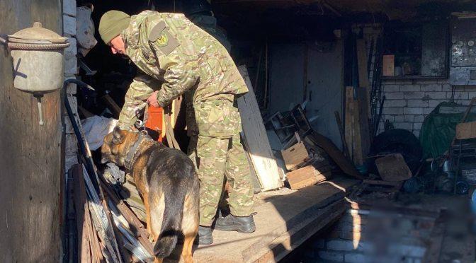 У гаражі автокооперативу в Оршанці вибухнула, ймовірно, граната