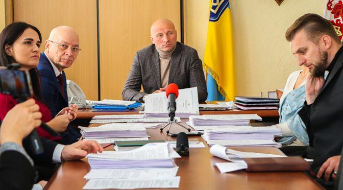 Виконком затвердив заходи для підготовки та проведення виборів в окрузі №197