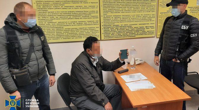 СБУ затримала нелегала з Близького Сходу, який був у міжнародному розшуку за тяжкі злочини