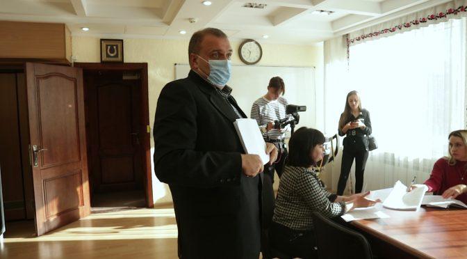 Конфлікт у залі міської ради: Павло Карась грюкнув дверима і пішов